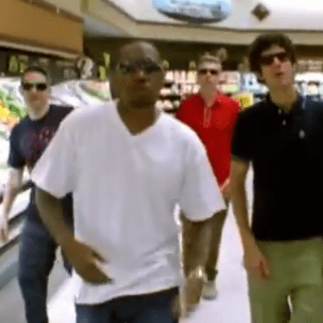 "Watch The Unreleased Video for Beastie Boys' ""Too Many Rappers"" Featuring Nas"