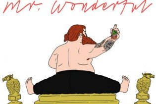 Action Bronson Unveils Album Cover & Tracklisting For 'Mr. Wonderful'
