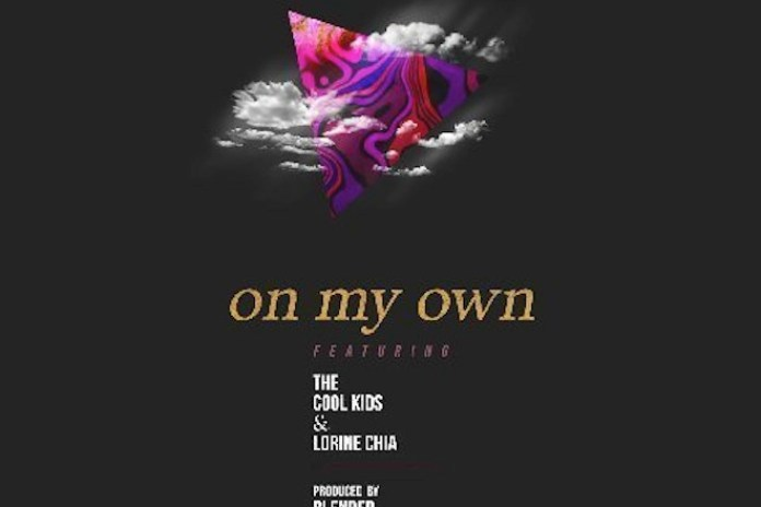Blended Babies featuring The Cool Kids & Lorine Chia - On My Own