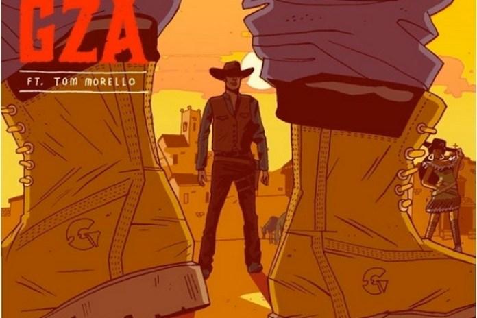 GZA featuring Tom Morello – The Mexican