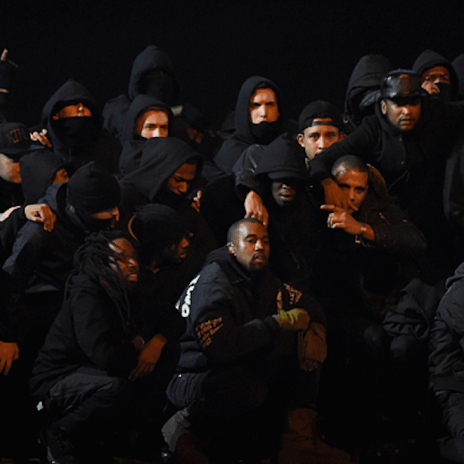 """UPDATE: Kanye West Debuts """"All Day"""" with Theophilus London and Allan Kingdom at BRIT Awards"""