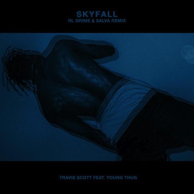 RL Grime & Salva Remix Travi$ Scott's 'Sky Fall'