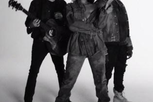 Rihanna featuring Kanye West & Paul McCartney – FourFiveSeconds