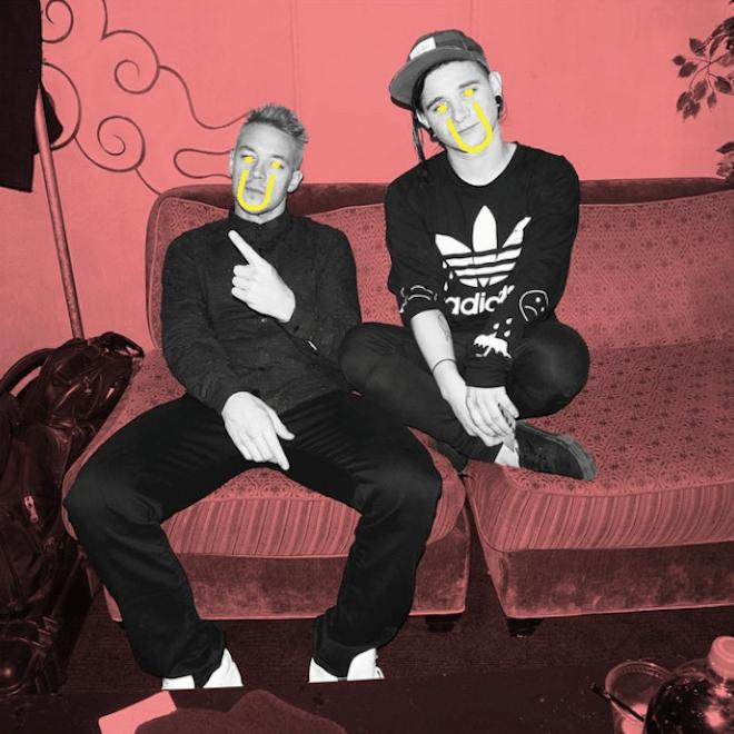 Stream Skrillex & Diplo's New 'Jack Ü' Album