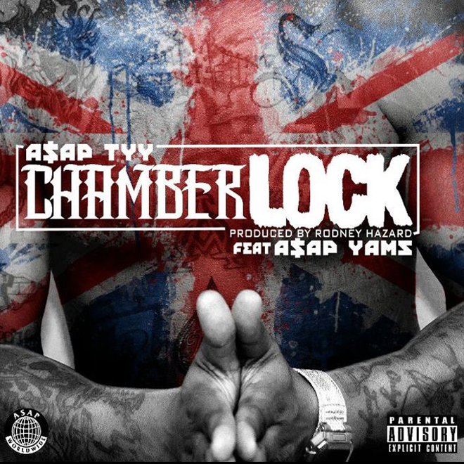 A$AP TyY featuring A$AP Yams - Chamber Lock