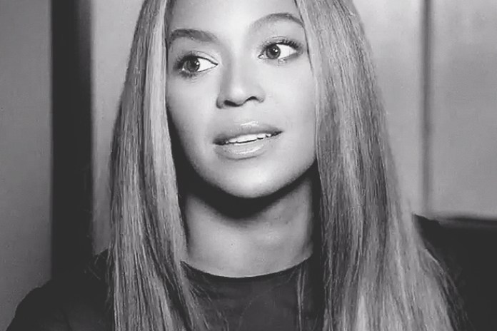 """Beyoncé Releases Behind-The-Scenes Video of """"Take My Hand, Precious Lord"""""""
