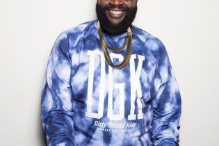 Big Sean featuring Rick Ross - IDFWU (Remix)