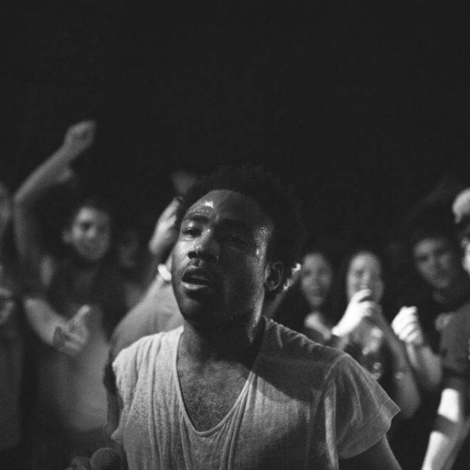 Childish Gambino Talks Blacking Out Onstage & Why Salvador Dali Is His Hero