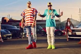 Chris Brown and Tyga - Ayo