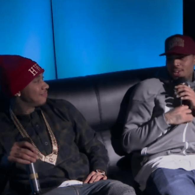Chris Brown & Tyga Talk Drake Beef, Cash Money Records & More