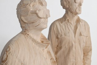 Here's a Sculpture of Daft Punk Without Masks