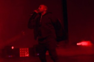 Diddy Brought Out Kanye During Last Night's Hot 97 Concert