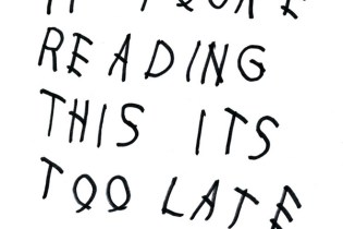 Drake Releases 'If You're Reading This It's Too Late' Project