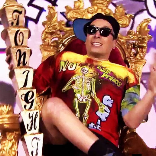 Watch Jimmy Fallon Recreate 'The Fresh Prince of Bel-Air' Opening