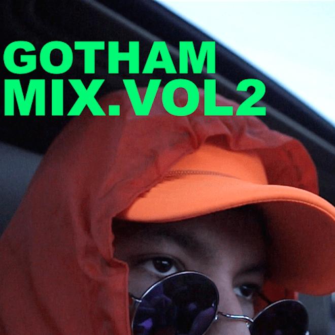 A.Chal - Gotham Mix Vol. 2