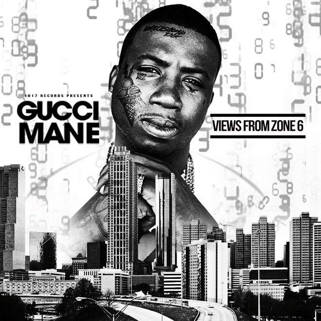Gucci Mane's 'Views From Zone 6' EP Features Lil B, Andy Milonokis, 2 Chainz, Young Thug & More