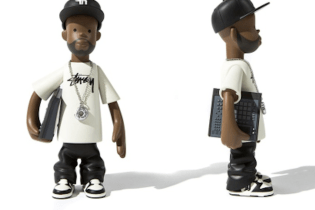 Stussy To Release J Dilla Figure & T-Shirt