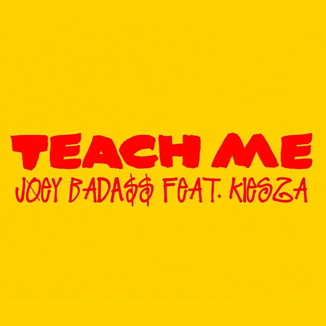 Joey Bada$$ featuring Kiesza - Teach Me (Lyric Video)