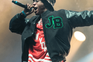 Watch Joey Bada$$ Perform 'Paper Trail$' on Live du Before du Grand Journal