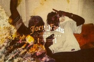 Joey Fatts - Ill Street Blues (Mixtape)