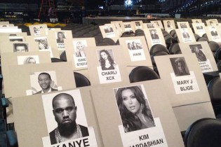 Kanye West to be Seated in the Same Row as Taylor Swift for GRAMMY Awards