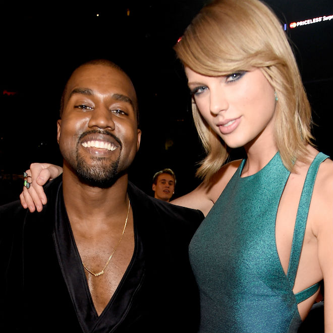 Kanye West is Hitting The Studio With Taylor Swift, Explains Why He Crashed The Stage