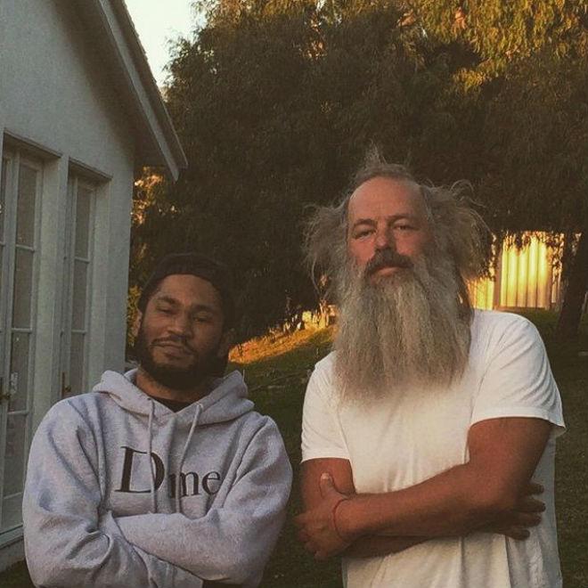 Kaytranada Is Working with Rick Rubin