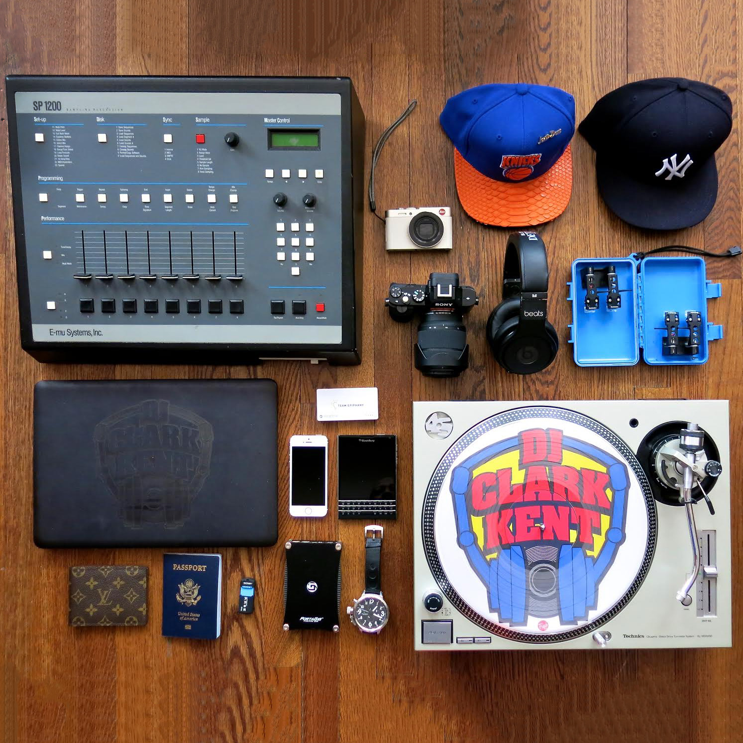 Music Essentials: DJ Clark Kent