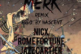 NicX featuring Rome Fortune & Jazz Cartier - Merk (Remix)