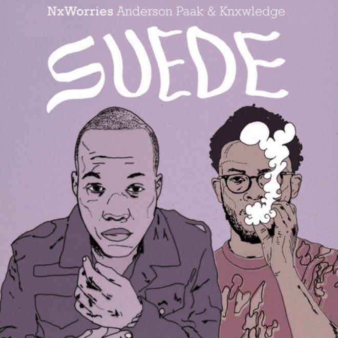 Nxworries (Anderson.Paak & Knxwledge) - Suede