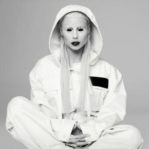 Yo-landi of Die Antwoord Covers 'Dazed Magazine'