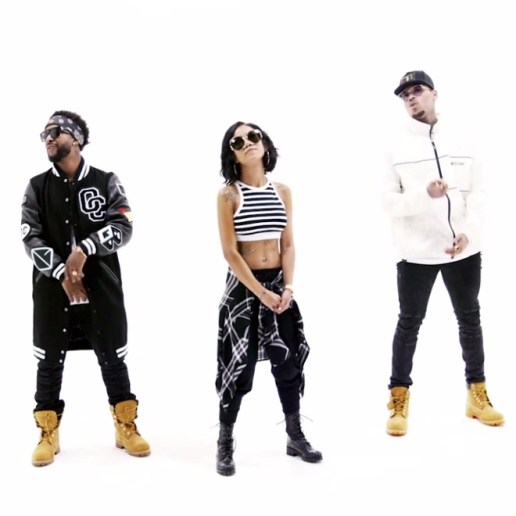 Omarion featuring Chris Brown & Jhene Aiko - Post To Be
