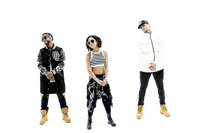 "Omarion Teases ""Post To Be"" Video Featuring Jhené Aiko and Chris Brown"