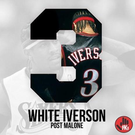Post Malone - White Iverson