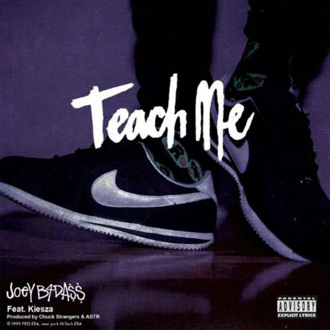 PREMIERE: Joey Bada$$ featuring Kiesza - Teach Me (Sango Remix)