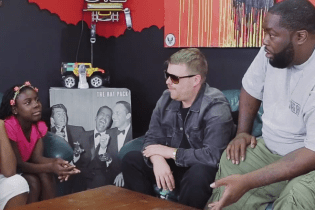 Run The Jewels Talk Politics with Young Kids