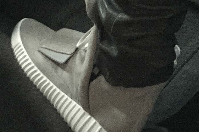 The Kanye West x adidas Yeezy Boost Has Been Unveiled