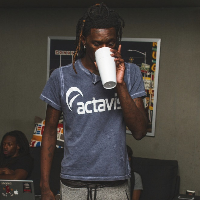 Young Thug - I Swear To God (Produced by London On Da Track)