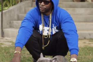 2 Chainz Pets $100K Dog for 'Most Expensivest Sh*t'