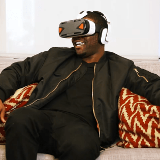 Action Bronson, A$AP Ferg, The-Dream, Fetty Wap and Jean Grae Watch Virtual Reality Porn
