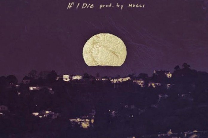 Azad Right featuring Harry Hudson - If I Die  (Produced by HUCCI)