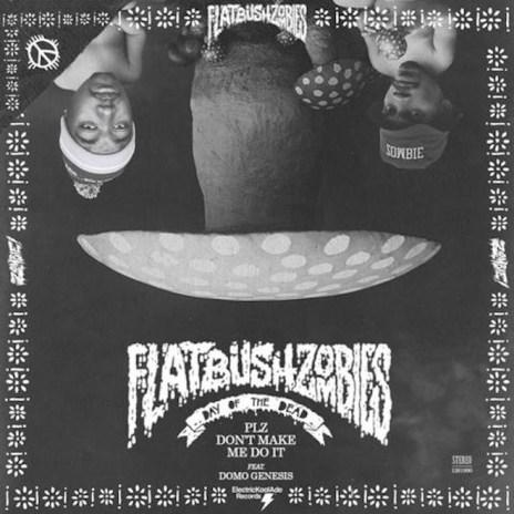 Flatbush Zombies featuring Domo Genesis - Plz Don't Make Me Do It