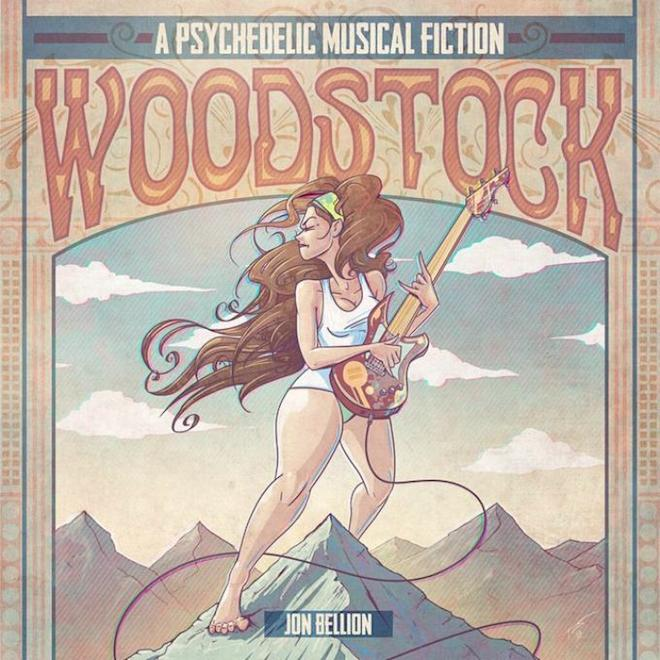 Jon Bellion - Woodstock (Psychedelic Fiction)