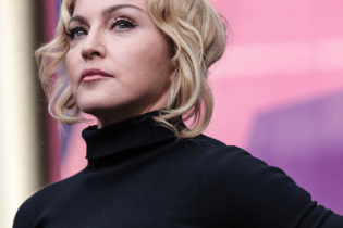 Madonna Collaborating with Kanye West on 'So Help Me God'