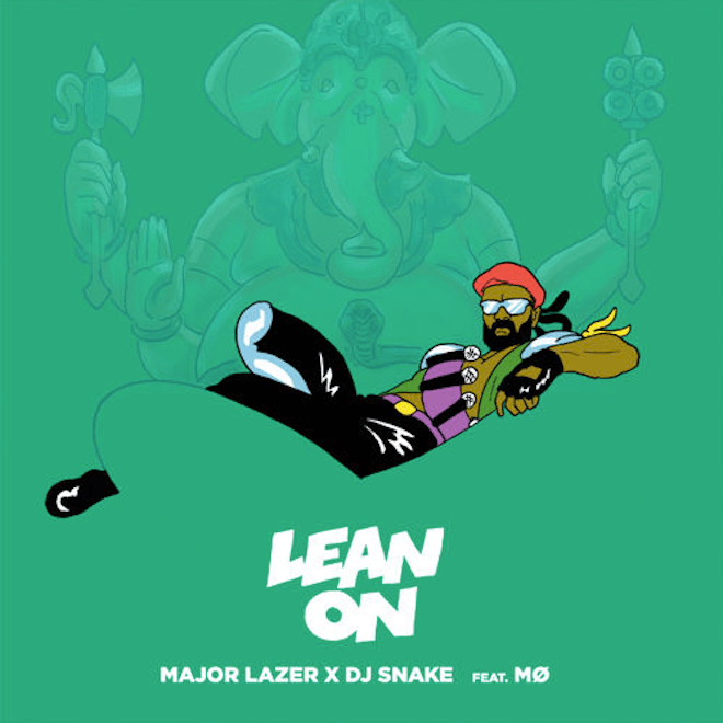 Major Lazer & DJ Snake featuring MØ - Lean On