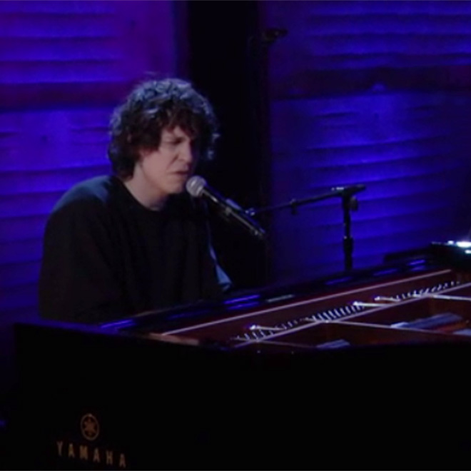 """Watch Tobias Jesso Jr. Perform """"Without You"""" Live on Conan"""