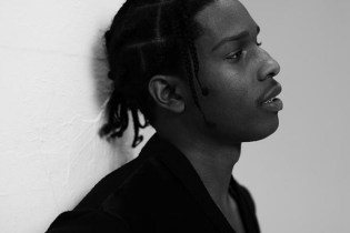 A$AP Rocky Formally Announces Title of New Album
