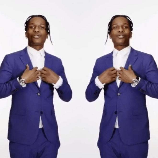 A$AP Rocky Shares a Verse From Upcoming 'A.L.L.A' Album