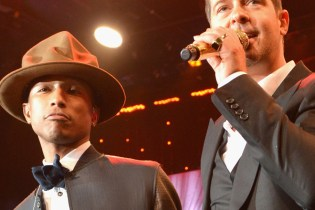 """Pharrell and Robin Thicke Made $5 Million Dollars Each with """"Blurred Lines"""""""
