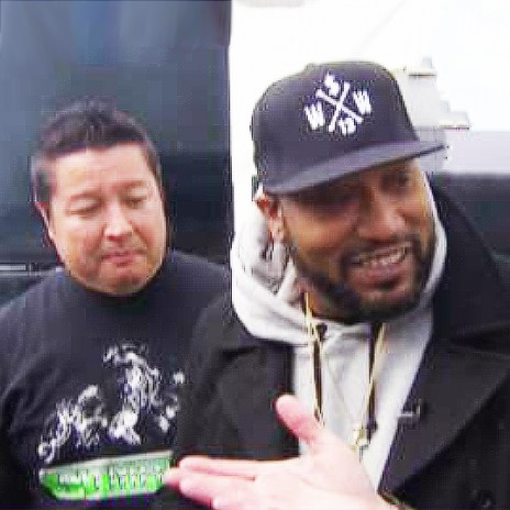 "Bun B Barbeques Some ""Trill"" Meat on Local Houston News"